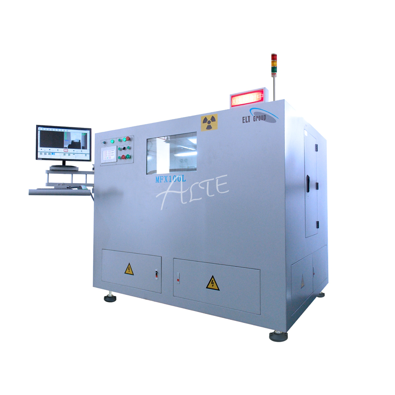 Automatic laminated battery X-ray testing equipment